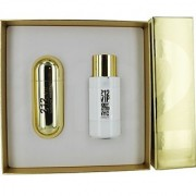Carolina Herrera 212 Vip Women Giftset (Eau De Parfum Spray Body Lotion)