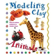 Modeling Clay: Animals by Bernadette Cuxart
