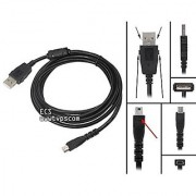 ECS 5103 109 28611 USB Cable Compatible with Philips SpeechMike Premium