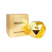 Perfume Lady Million Pacco Rabanne Feminino Eau de Toilette 80ml
