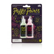 Puffy Paints - Glow in the Dark Puffy Fabric Paint