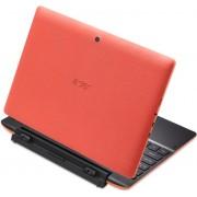 Таблет Acer Aspire Switch SW3-013-13Y7 (NT.G0QEX.011), 10.1 инча IPS, четириядрен, Windows 8.1 с докинг станция, коралово червено