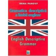 Gramatica descriptiva a limbii engleze - Irina Panovf
