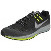Nike Air Zoom Structure 20 Shield Running Shoe Men Black/Metallic Silver-Darkk Grey 2016 47,5 Neutral Laufschuhe