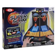 Ideal Electronic Super Slam Basketball Tabletop Game by Ideal