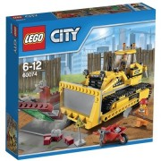 City - Bulldozer