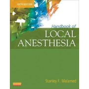 Handbook of Local Anesthesia - Book and DVD Package by Stanley F. Malamed