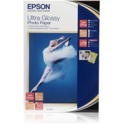 Epson 10x15 Ultra Fényes Fotópapír 50 lap / 300g (eredeti)