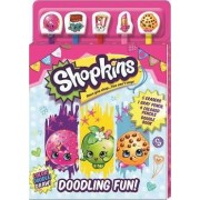 Shopkins: Doodling Fun by Editors Of Silver Dolphin Books