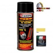 Vopsea Spray Temperaturi Inalte 800C-Auriu