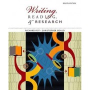 Writing, Reading, and Research by Richard Veit