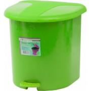 Cos gunoi cu pedala 15 litri verde