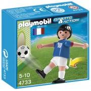 Playmobil 626673 - Fútbol Jugador Fútbol -Francia