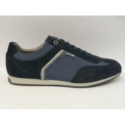 Geox Sneakers uomo casual lt navy/ navy