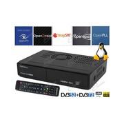 ENIGMA2 LINUX E DOPPIO TUNER, HA IL DECODER HD HEROBOX EX4 CHE PER I SERVIZI ON LINE, COME LA IPTV,