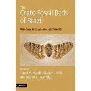 The Crato Fossil Beds of Brazil by David M. Martill