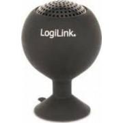Boxe Logilink Iceball Negru sp0029