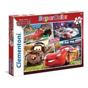 Clementoni 29733 - Puzzle Cars, 250 Pezzi, Multicolore