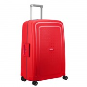 Samsonite S'Cure Spinner 69 cm Capri Red/Navy Blue