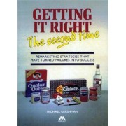 Getting it Right the Second Time by Michael Gershman