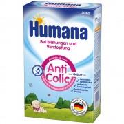 Lapte praf Humana Anticolic de la nastere 300 g