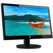 HP 19KA 18.5-inch LED Backlit Monitor (Black)