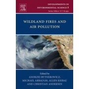 Wildland Fires and Air Pollution: Volume 8 by Andrzej Bytnerowicz
