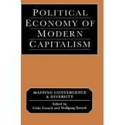 Political Economy of Modern Capitalism by Colin Crouch