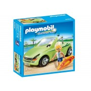 6069 Playmobil Masina Decapotabila si Surfer
