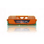 GeIL GEC38GB1333C9DC Memoria RAM 8 GB (2 x 4GB), PC3-10660, 1333MHz, Enhance Corsa 9-9-9, Arancione