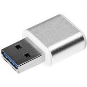 Verbatim 49839 16Gb Mini Metal Usb Drive - Silver