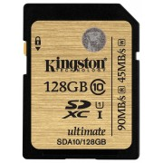 Kingston SDXC 128GB (Class 10) (SDA10/128GB)