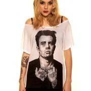Koszulka z nadrukiem, marki TOXICO - DEAN