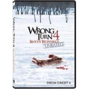 WRONG TURN 4 BLOODY BEGINNINGS DVD 2011