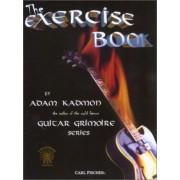 Exercise Book Guitar by Adam Kadmon