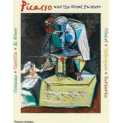 Picasso and the Great Painters by Mila Boutan