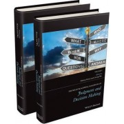 The Wiley-Blackwell Handbook of Judgment and Decision Making by Gideon Keren