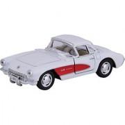 Kinsmart Die-Cast Metal 1957 Chevrolet Corvette (Red)