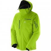 Geaca ski Salomon Brilliant-Verde