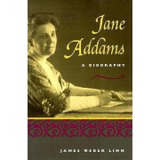 Jane Addams by James Weber Linn