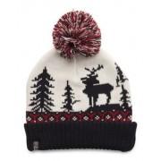 Heren christmas print knit muts