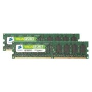 Corsair 2 GB DDR2-RAM - 667MHz - (VS2GBKIT667D2) Corsair ValueSelect Kit