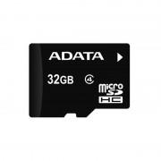 Card Adata microSDHC 32GB Clasa 4 cu Card Reader V3 USB