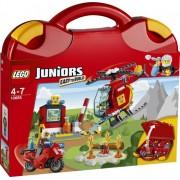 LEGO Juniors Brandweer Koffer - 10685