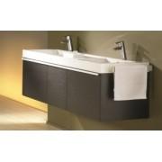 Ansamblu Riho mobilier cu lavoar 120cm gama Andora, SET 15 Gloss