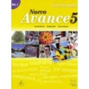 Nuevo Avance 5 Student Book + CD B2.1 by Concha Moreno