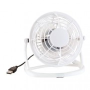 Ventilator USB North Wind White