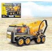 Cement Mixer - Building Set by Brictek (14003)