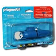 Playmobil - 5159 - Jeu De Construction - Moteur Submersible