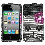 Protector Funda Iphone Apple 4S 4G Kitty